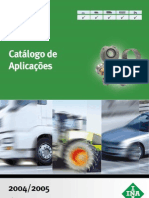 Folder Ina Rolamentos Automotivos