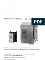 Siemens - Sike Start 3rw22 manual PT
