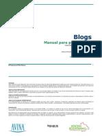 Manual Abrir Un Blog en Wordpress.com Blog Final