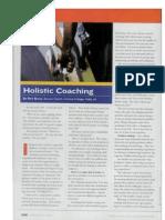 Holistic Coaching