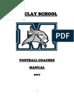Maclay Coaches Manual 2007