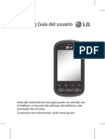 LG-P350g Manual Spanish
