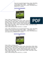 Sedan Le Mans Streaming en Direct 18.01