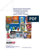 Stand Up Pouch Packaging