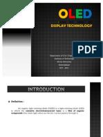 OLED Display Technology