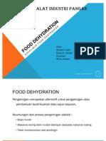 Food Dehydration