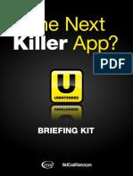 The Next Killer App?