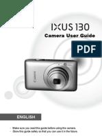 Canon Ixus130