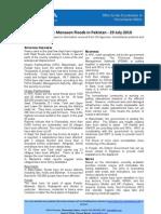 Sitrep_floods in Pakistan_29 July