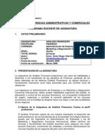 ANALISIS FINANCIERO(1)
