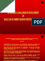 Shale Gas Cambay