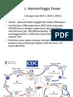 Dengue Hemorrhagic Fever