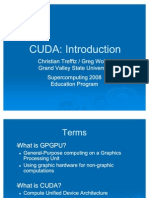 CUDA Introduction