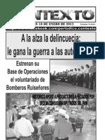 Periodico CONTEXTO 218