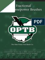 Vintage Brush Catalog