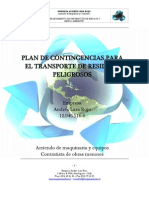 Anexo N 2 Plan de Contingencias tRANSPORTE
