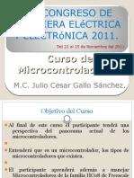 Curso Microcontroladores