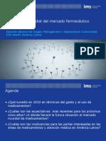 Mercado Farmaceutico Global