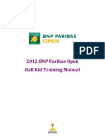 2012 ball kids training manual