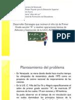Diapositiva  U.E.C. VILLA DEL SUR FE Y ALEGRÍA