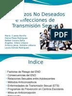 Embarazos No Deseados e Infecciones de Transmisión Sexual