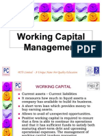 4b07Working Capital Management