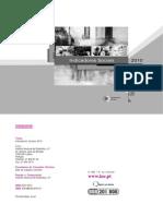 Indicadores Sociais 2010 (INE 2011)