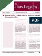 Boletin 79 Julio 2007 Ratificacion y Observancia de Los Tratados Intenacionales