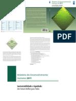 Relatório do Desenvolvimento Humano 2011. Sustentabilidade e Equidade (PNUD 2011)