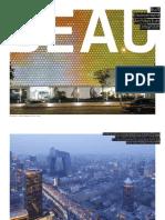 BEAU Built Environment Architecture Urbanism
