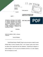 Bank of Amercia v. Investors Securitized Loans