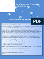FHES January Principal Newsletter 2012
