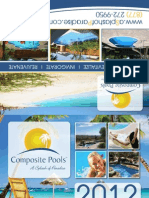 Composite Pools 2012 Calendar