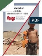 The Judaization of Palestine_2011 Displacement Trends