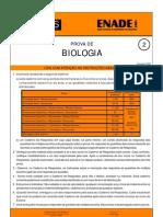 BIOLOGIA-enade