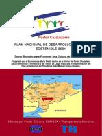Plan Nacional de Desarrollo Humano Sostenible