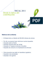 presentacionReformaFiscal2011