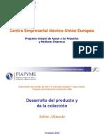 Desarrollo Del Producto y de La Colecci n Medidas y Tallas Sabine Allamoda