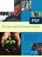 Lean & Environment Toolkit