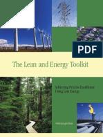 Lean Energy Toolkit