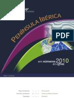 A Península Ibérica em Números 2010 (INE 2011)