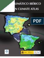 Atlas Climático Ibérico - normais climatológicas de 1971 a 2000 (IM 2011)