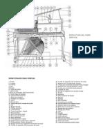 Partes Del Piano Vertical