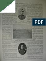 La Batalla Contra Los Aliados (Relato de La Batalla de Tacna). Revista Zig Zag, Principios Del Siglo XX