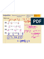Compound Inequalities Or