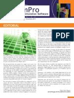 EcosimPro Revista N5 Diciembre 2011
