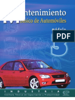 Manual de Mantenimiento Basico Del Automovil