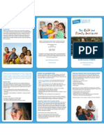Children's Community Mental Health Services (CCMHS) Brochure