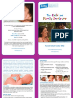 Parent and Infant Center (PIC) Brochure