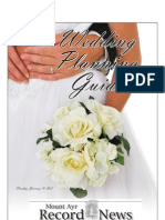 2012 Wedding Planning Guide